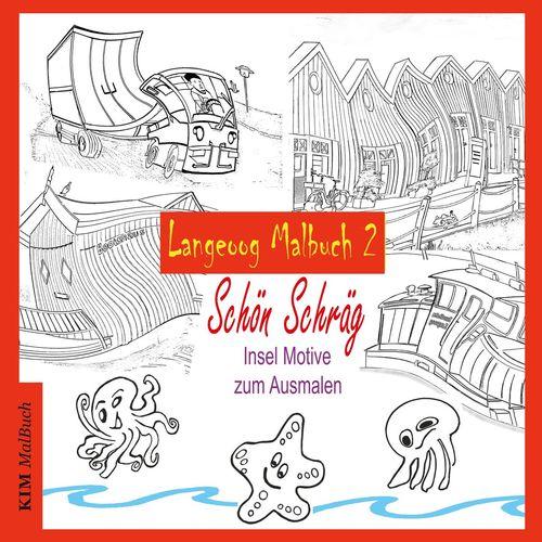 Langeoog Malbuch 2