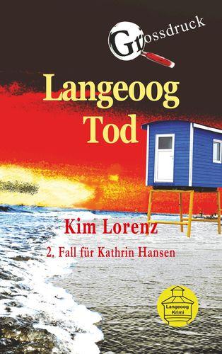 Langeoog Tod Großdruck