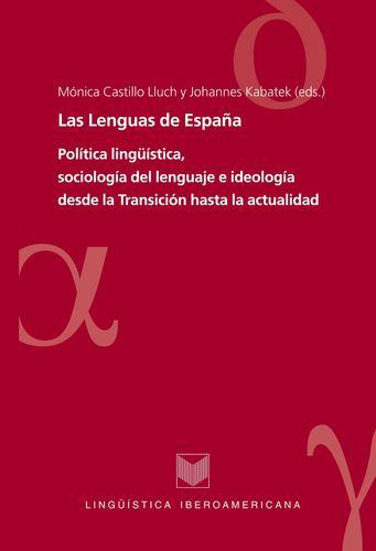 Las Lenguas de España.
