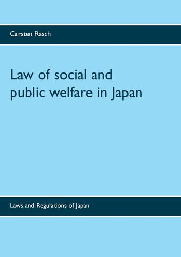 Law of social and public welfare in Japan