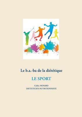 Le b.a-ba de la diététique pour le sport