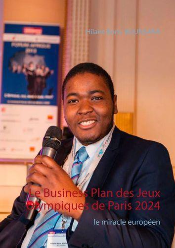 Le Business Plan des Jeux Olympiques de Paris 2024