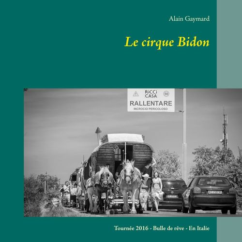 Le cirque Bidon 2016