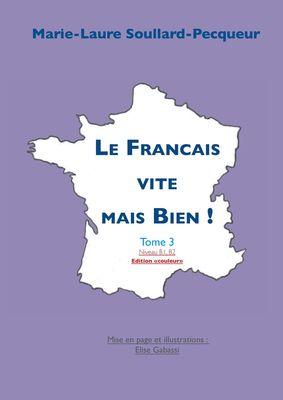 Le Français Vite mais Bien tome 3 couleur
