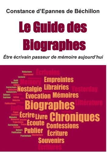 Le Guide des Biographes