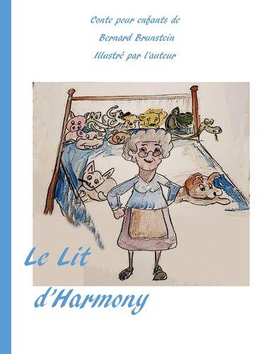 Le lit d'Harmony