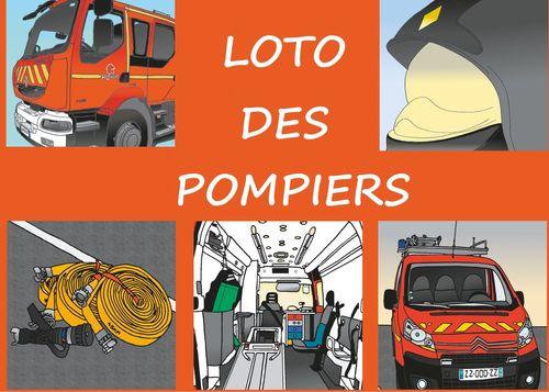 LE LOTO DES POMPIERS