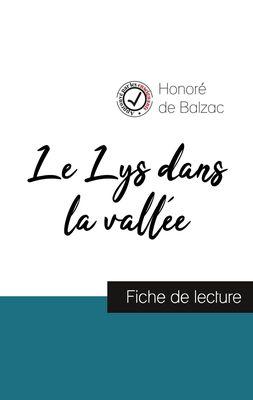 Le Lys dans la vallée de Balzac (fiche de lecture et analyse complète de l'œuvre)