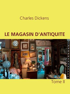 LE MAGASIN D'ANTIQUITE