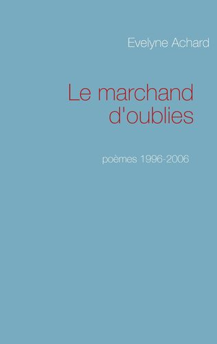 Le marchand d'oublies