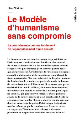 Le Modèle d'humanisme sans compromis
