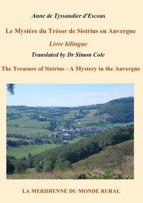 Le Mystère du Trésor de Sistrius en Auvergne - Livre bilingue