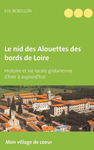 Le nid des Alouettes des bords de Loire