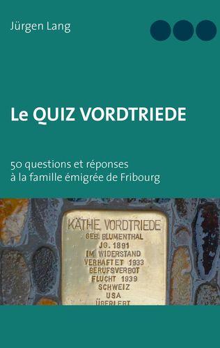 Le Quiz Vordtriede