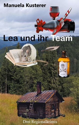 Lea und ihr Team