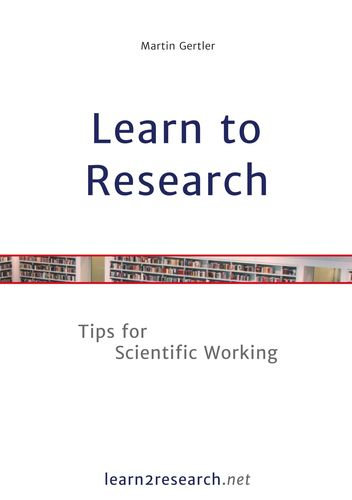 Learn to Research