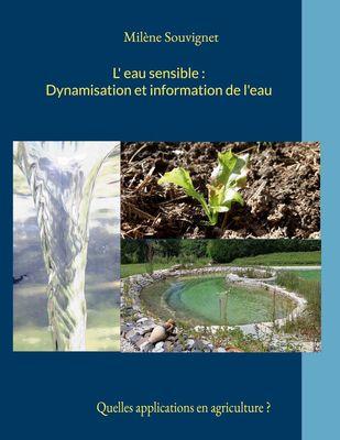 L'eau sensible : Dynamisation et information de l'eau
