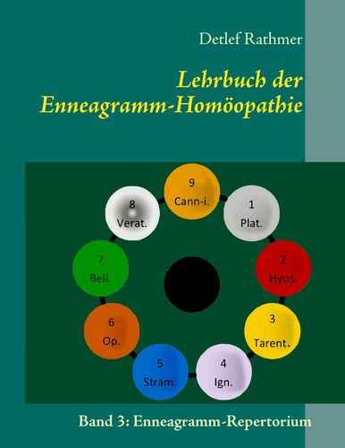 Lehrbuch der Enneagramm-Homöopathie