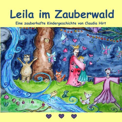 Leila im Zauberwald