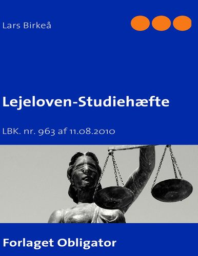 Lejeloven - Studiehæfte