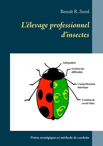L'élevage professionnel d'insectes