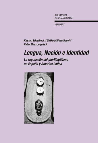 Lengua, Nación e Identidad