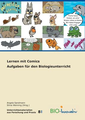 Lernen mit Comics