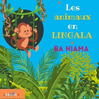 Les animaux en lingala pour enfants