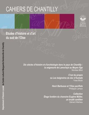 Les Cahiers de Chantilly n°11