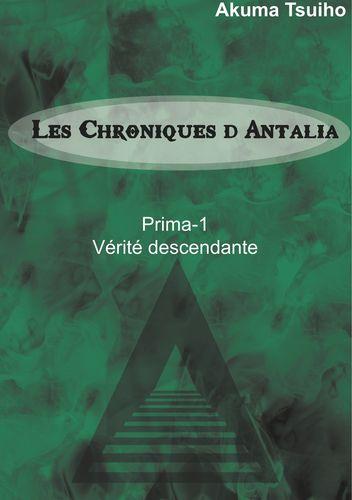 Les Chroniques d'Antalia
