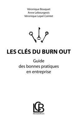 Les clés du burn out