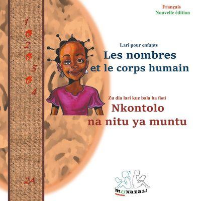 Les  nombres et le corps humain Nkontolo  na  nitu ya muntu