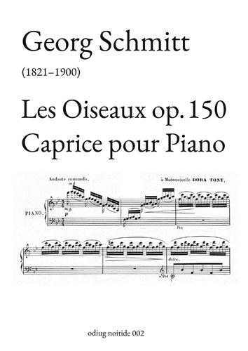Les Oiseaux op. 150