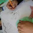 Les petits illustrateurs des NAP de Vézéronce-Curtin