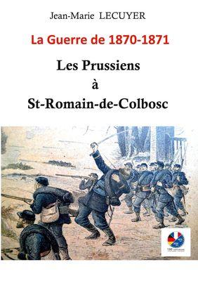 Les Prussiens à Saint-Romain-de-Colbosc