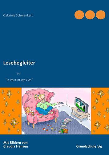"""Lesebegleiter zu """"In Vera ist was los"""""""
