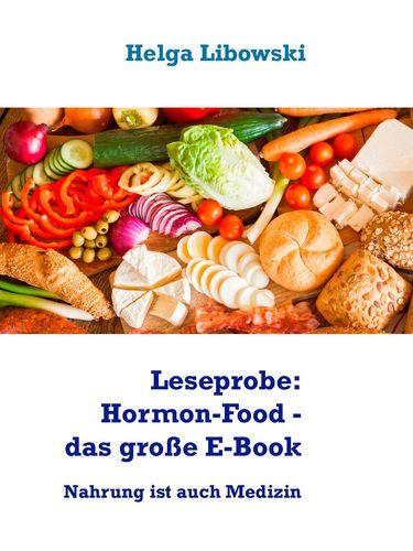 Leseprobe: Hormon-Food - das große E-Book