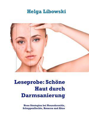 Leseprobe: Schöne Haut durch Darmsanierung