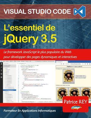 L'essentiel de jQuery 3.5