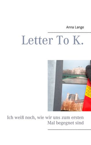 Letter To K.