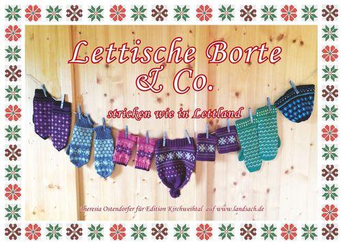 Lettische Borte & Co.