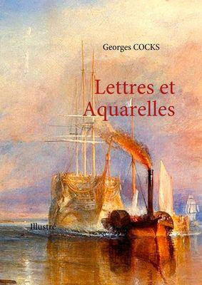Lettres et Aquarelles