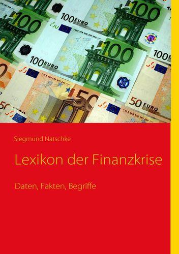 Lexikon der Finanzkrise