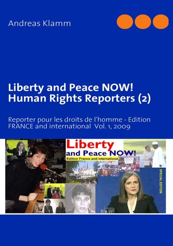 Liberty and Peace NOW! Human Rights Reporters (2)