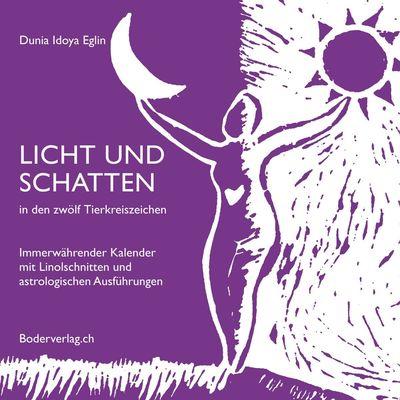 Licht und Schatten in den zwölf Tierkreiszeichen