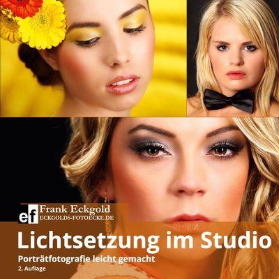 Lichtsetzung im Studio