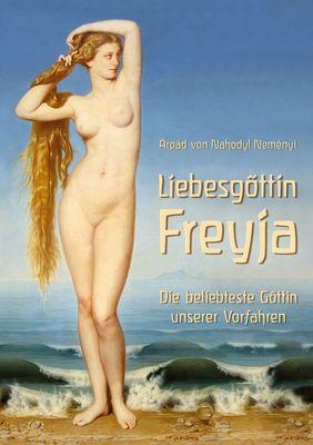 Liebesgöttin Freyja