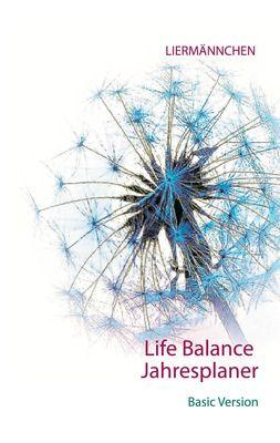 Liermännchen Life Balance Jahresplaner