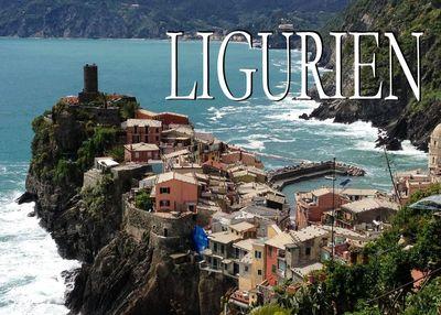Ligurien - Ein Bildband