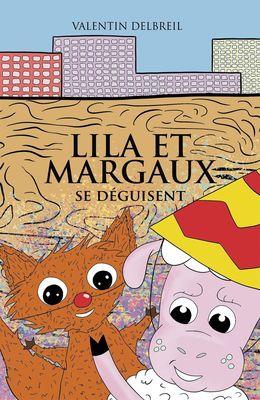Lila et Margaux se déguisent